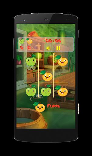 免費下載棋類遊戲APP|Fruits Tic Tac Toe Free app開箱文|APP開箱王
