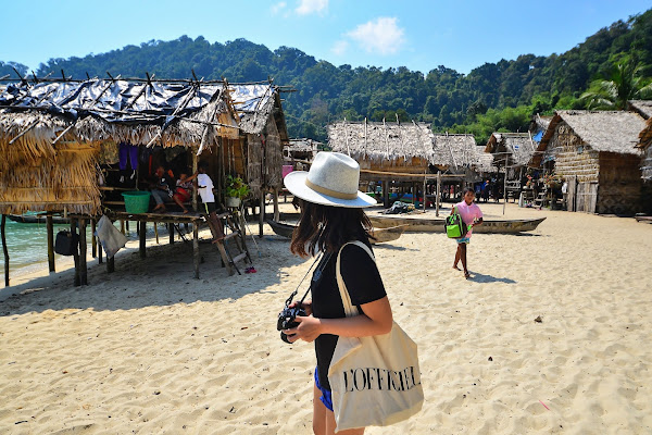 Experience the nomadic sea culture of the Moken