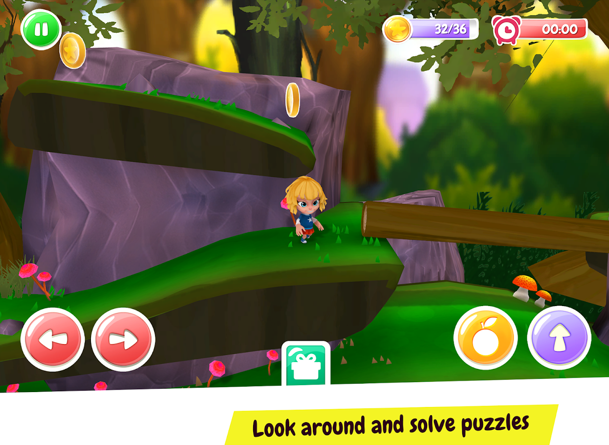 Tiny Explorers- screenshot