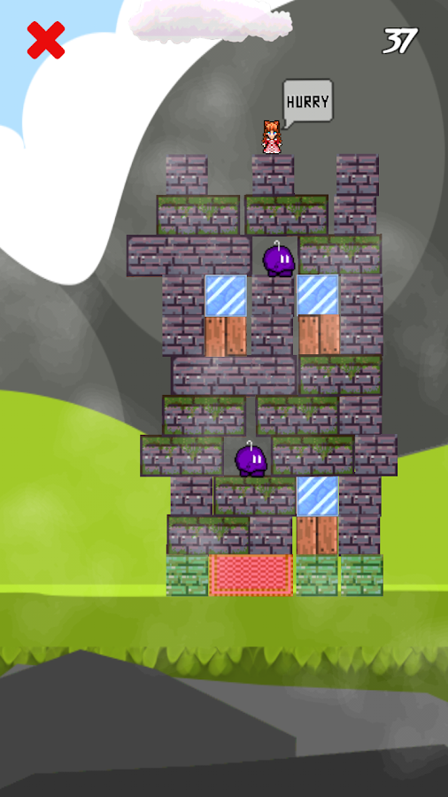 Shaky Castles- screenshot