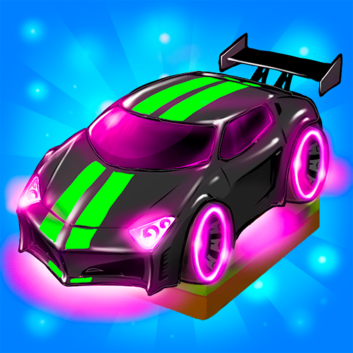 Merge Battle Car: Best Idle Clicker Tycoon game Icon
