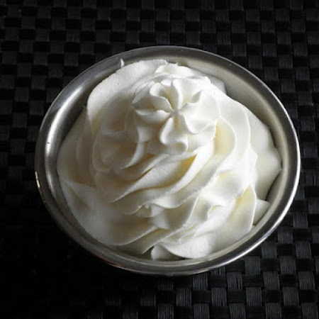 Stabilized Whipped Cream Frosting Recipe