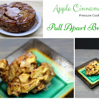 Apple Cinnamon Pull Apart Bread Recipe
