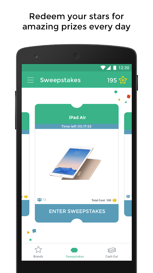 Snapstar - Grocery Rewards- screenshot