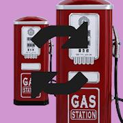 Imperial MPG vs. miles/L GasolineSter