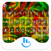 Free Rock Star Keyboard Theme