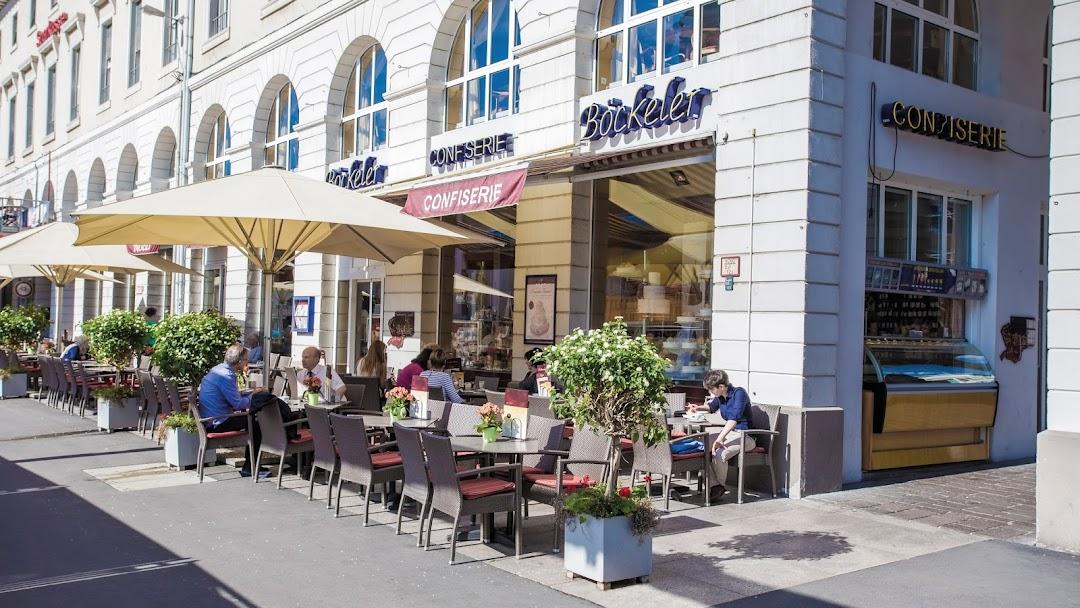 Böckeler Confiserie Und Kaffeehausbetriebe Konditorei In Karlsruhe