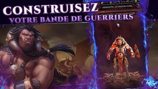 Code Triche Warhammer: Chaos & Conquest u2013 Formez votre troupe APK MOD screenshots 4