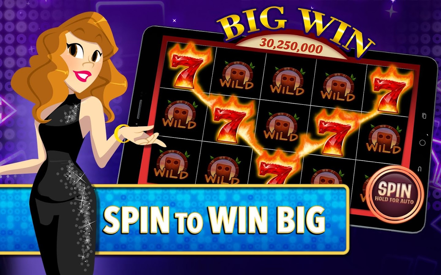 Big Fish Casino - Free SLOTS - screenshot