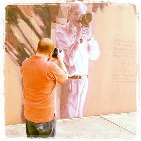 Through the lens... And the lens... And the lens.... by Jason Rothman - People Street & Candids