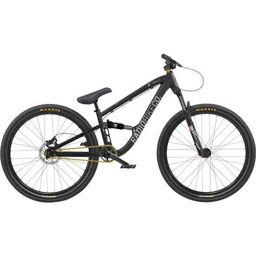 """Radio Siren 26"""" Mountain Bike - 22.8"""" TT"""