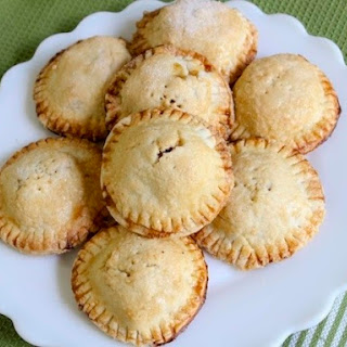 Individual Gluten-Free Apple Pie