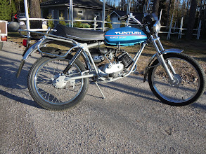 Photo: TUNTURI SUPER SPORT 80 Jukka