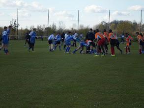 Photo: U14 vs Bobigny / 27 avril 2016