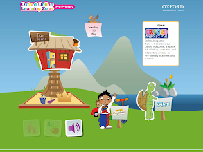 Photo: Oxford University Press Oxford Online Learning Zone demonstration website for pre-primary children, http://preprimarydemo.oolz.oupe.es/ Implemented by: Obergine