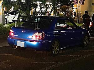 インプレッサ WRX STI GDB E型のカスタム事例画像 なっち(東日本ツーリング、オフ)さんの2018年08月04日23:25の投稿