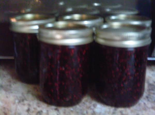 Grace123's Blackberry Jelly Recipe