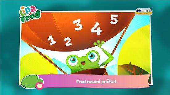 Lipa Frog: Knížka - náhled