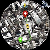 Tải đường phố lượt xem bản đồ trái đất bản đồ trực Gps APK