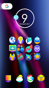 Xetrox - Icon Pack Screenshot