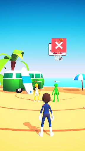 Five Hoops - Basketball Game 17 screenshots 3