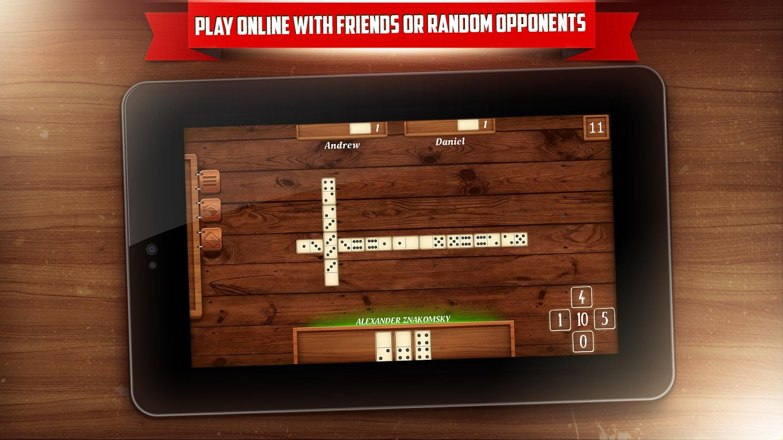 Domino- screenshot
