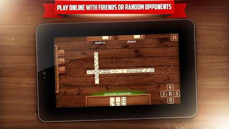 Domino play free dominoes game 3.1.3 screenshot 97693