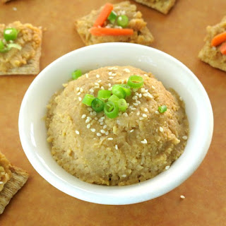 Easy Hummus Recipe with an Asian Twist