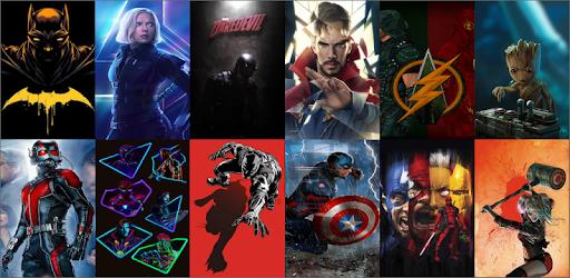 🔥 4K SuperHeroes Wallpapers - HD, FHD, QHD, UHD SuperHero Backgrounds 😍
