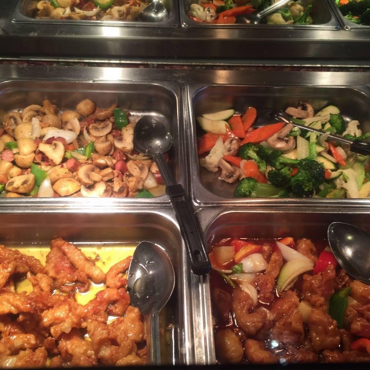 Asian Garden Restaurant - Chinese Restaurant in Brooks