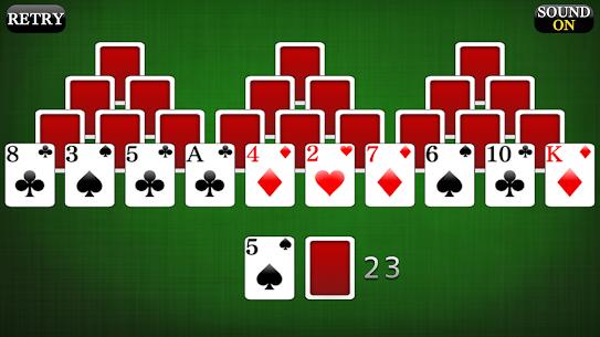 TriPeaks [card game] 6
