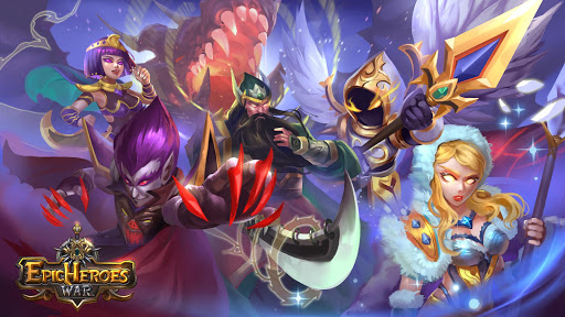 Epic Heroes War: Shadow Lord Stickman - Premium 1.11.0.356p screenshots 13