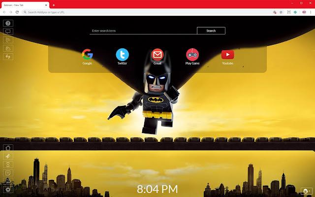 Batman HD HD New Tab