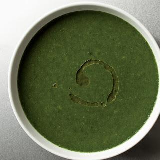 Basic Green Soup Recipe