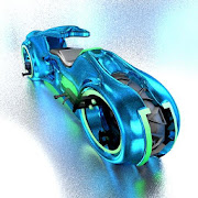 Light Cycle Racer 2