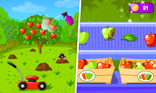 Garden Game for Kids  screenshots 2