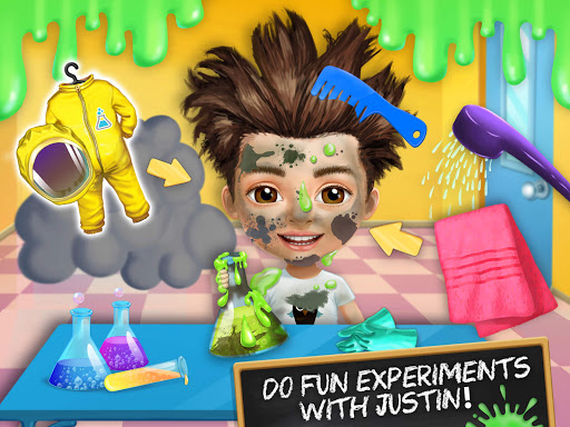 Sweet Baby Girl Cleanup 6 - School Cleaning Games for PC