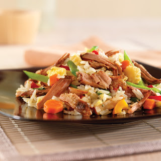 Pulled Pork Fried Rice Recipe