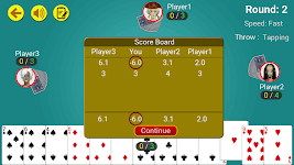 screenshot of Call break : Offline Card Game
