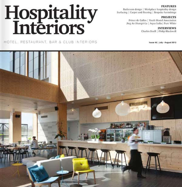 In the Press: Our restaurant project featured in Hospitality Interiors Magazine
