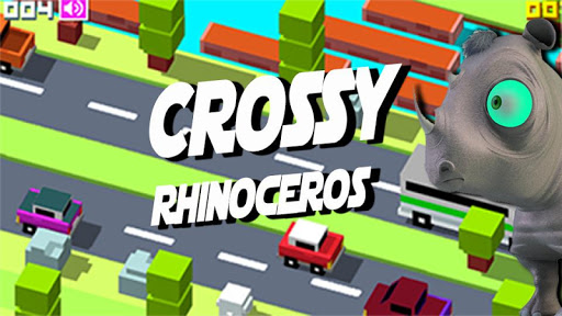 Crossy Rhinoceros