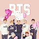 BTS Alarm WallPaper apk