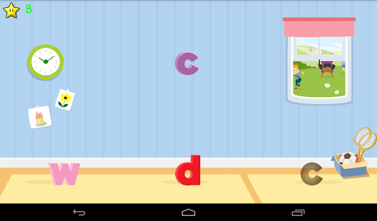 Baby Voice ABC Blocks- screenshot thumbnail