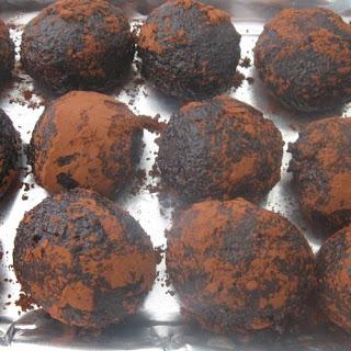 Chocolate Balls.