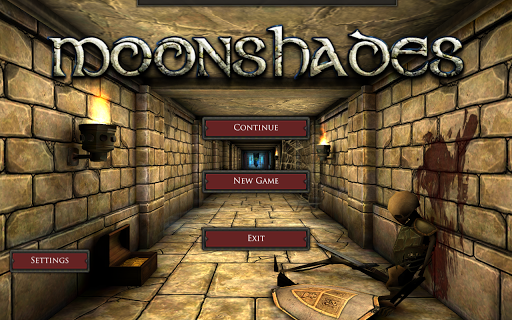 Moonshades: a dungeon crawler RPG 1.4.10 screenshots 7