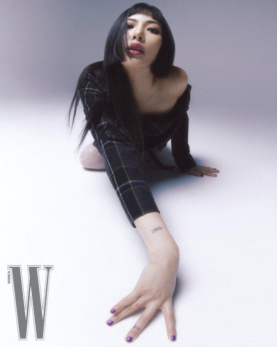 hyuna wkorea