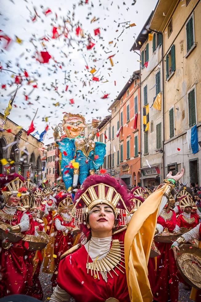 Carnevale Foiano della Chiana di Elisa Valdambrini ph