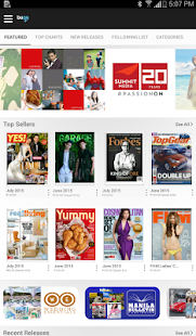 buqo - Pinoy Digital Bookstore- screenshot thumbnail