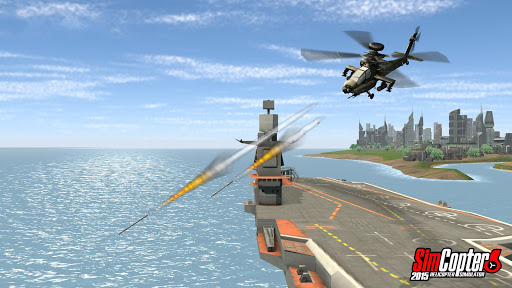 Helicopter Simulator SimCopter 2015 Free  screenshots 7