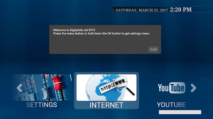 Download DITV 2 0 APK latest version app by digitalstb net for